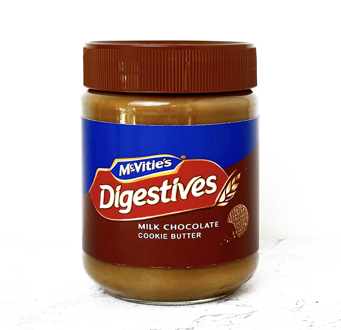 Chocolate Digestive Cookie Butter